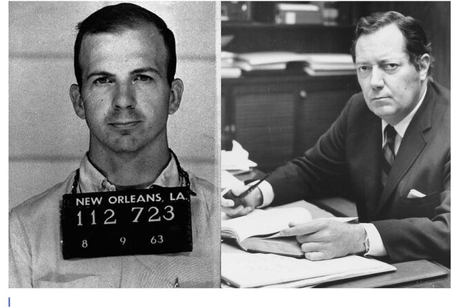 Private Lee Harvey Oswald and the JFK Conspiracy Walking Tour