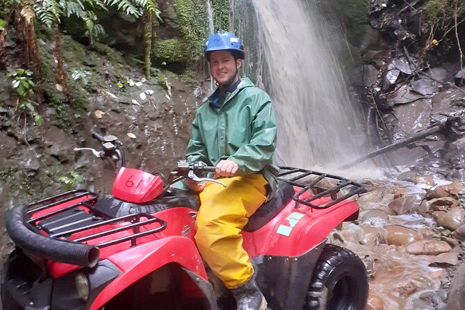 2 Hour Waterfall and Forest Track - QUADS