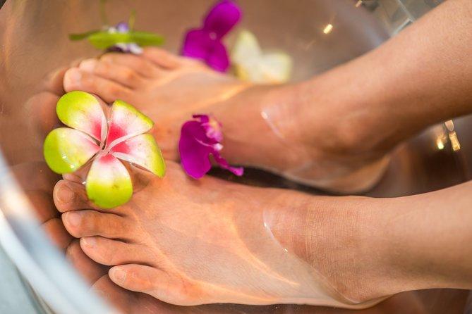 Reflexology Hand And Feet Massage In Pokhara