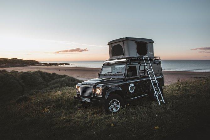 Defender Rooftop Camping Rental