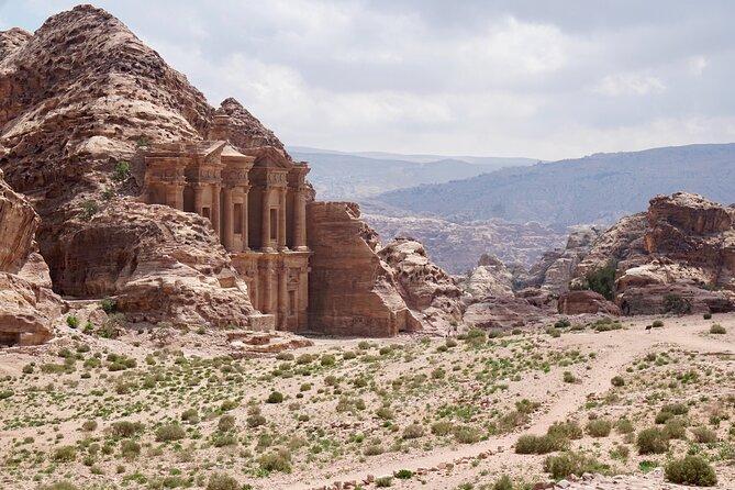 One Day Tour To Petra Jordan
