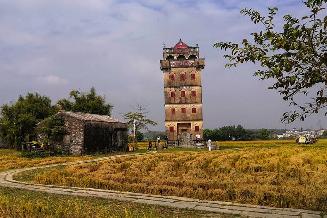 Private day tour to Kaiping from Guangzhou