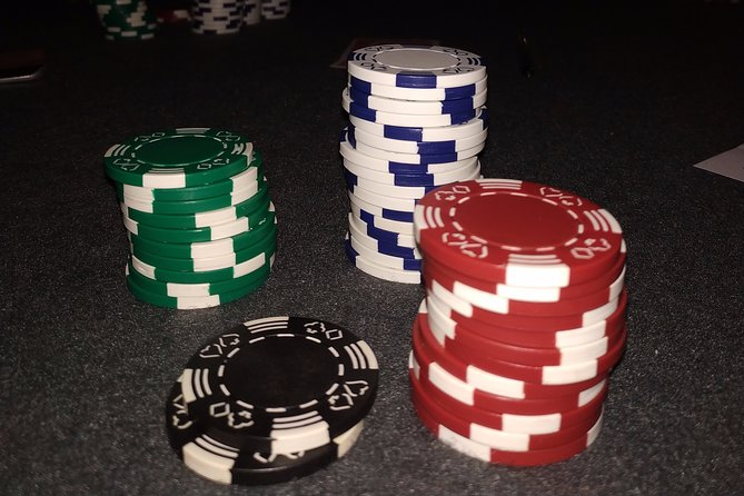Poker for Charity