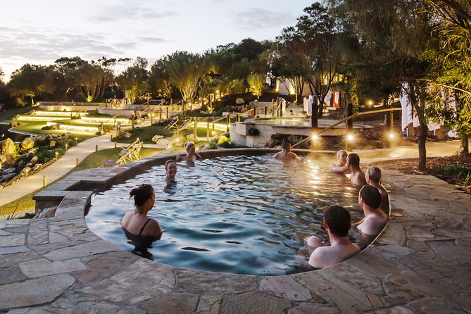 Peninsula Hot Springs with Evening Spa Experience on a Twilight Express Shuttle