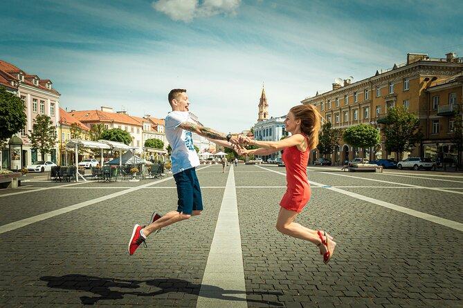 Private Royal Vilnius Photoshoot Tour