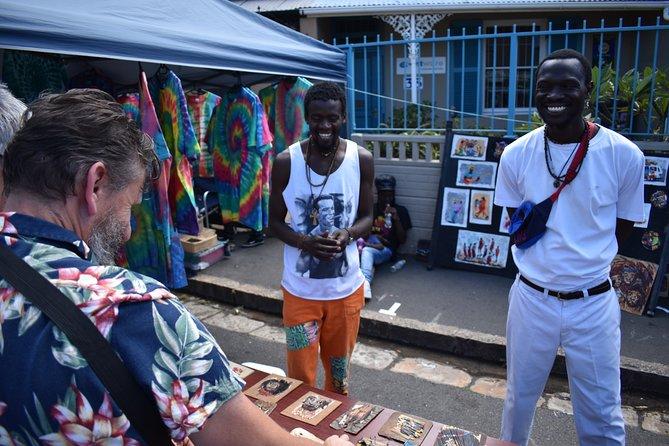 Curio / Souvenir Shopping Tour with an African Artifacts Collector