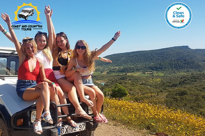Full day tour of the Algarve with Jeep safari