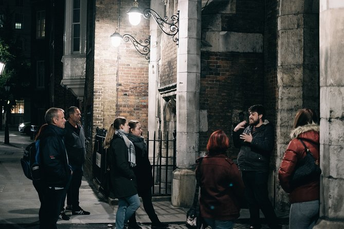 Ghosts, Ghouls & Gallows: London Virtual Tour