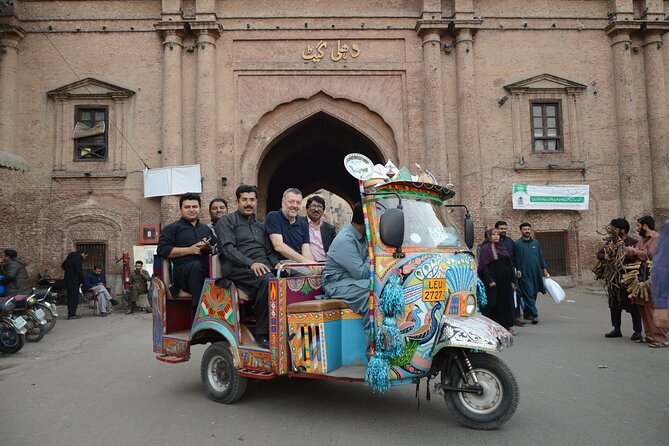 Premium Services: Lahore Guided Day Trip