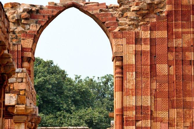 Visit to Qutub Minar, Delhi