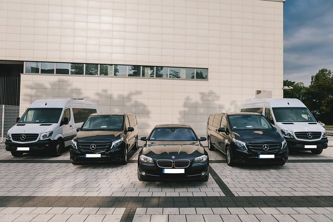 Private Airport Round-Trip Transfer: Nice Airport to Nice Hotels