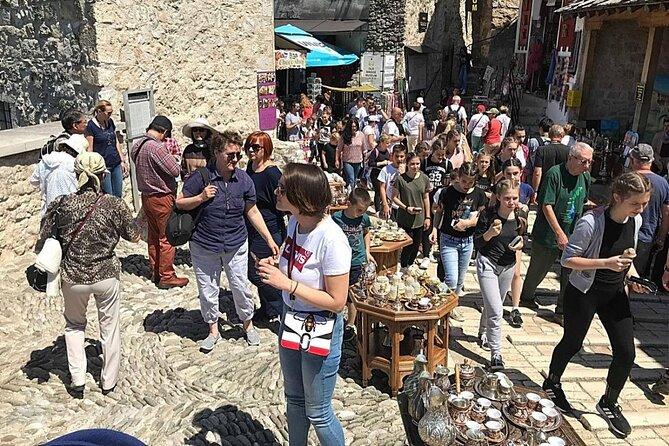 Full-Day 5 Cities Tour from Sarajevo to Herzegovina