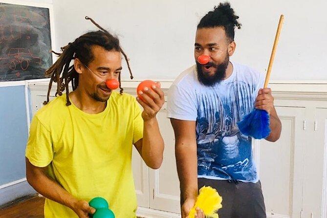 Clowning as Psychosocial Aid training course w/ Kids add-on