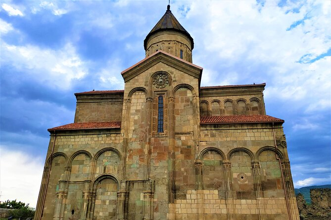 Private Tour to Uplistsikhe from Tbilisi (Samtavisi, Stalin Museum, Ateni Sioni)