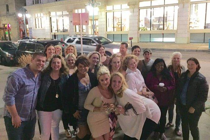 Small-Group Brady Street Ghost Walk in Milwaukee