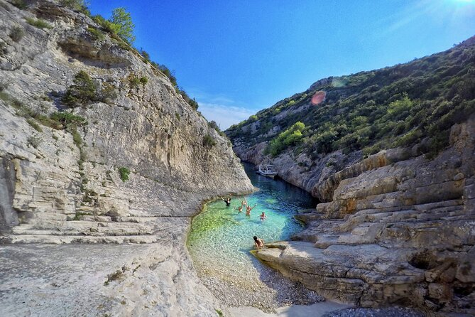 Island Vis discovery day tour from Hvar