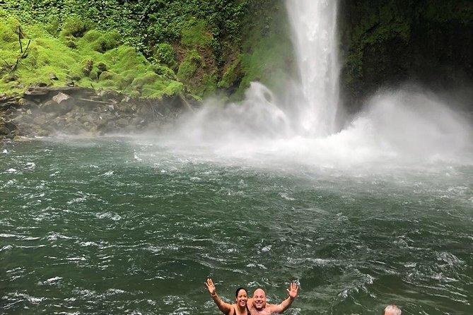 2-in-1 Arenal Combo Tour: Hanging Bridges + La Fortuna Waterfall