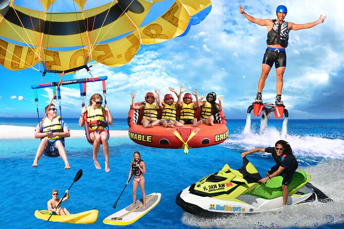 All Included Combo with Miami Watersports