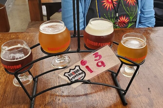 Shared 6 Hours Tijuana Taco and Craft Beer Tour