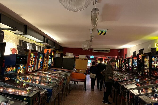 Skip the Line: Budapest Pinball Museum Admission Ticket