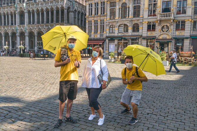 Tell Me About Brussels! | Perfect Introduction | PayWhatYouWant with Booking Fee