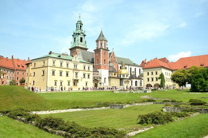 Private Tour of the Old Town and Wawel Castle in Krakow