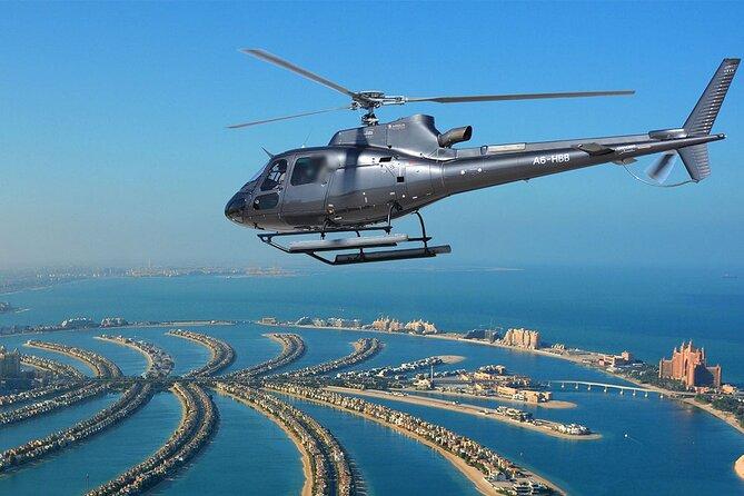 Dubai Helicopter Scenic Tour 17 Minutes