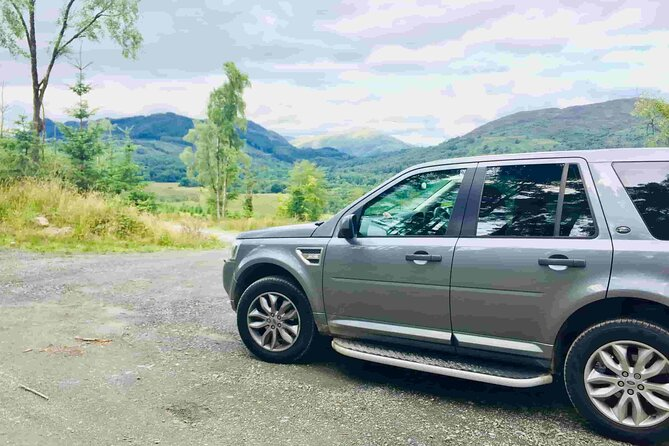 Outlander Experience Luxury Private Day Tour