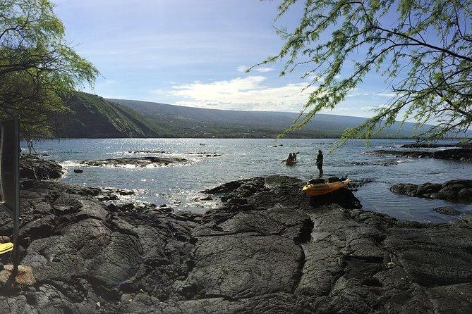 Morning Magic Kayak and Snorkel Adventure in Kealakekua Bay