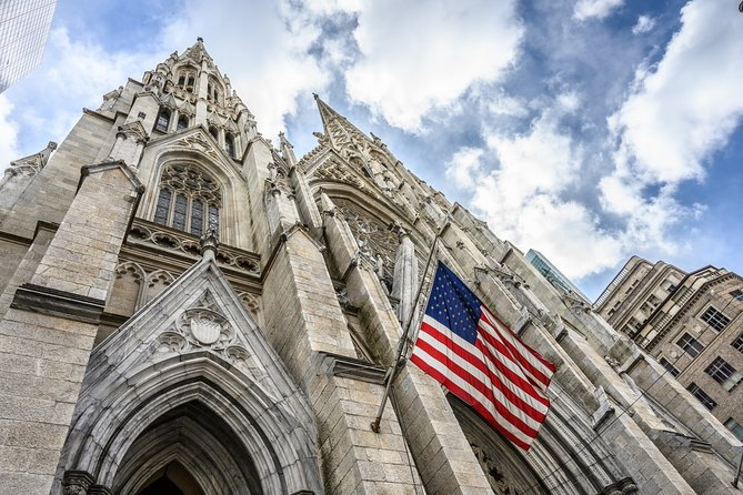 NOW OPEN:St Patrick's Roman Catholic Cathedral on 5th Ave Entry Ticket