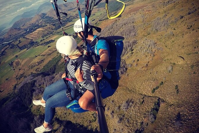 Private Tandem Paraglide Adventure in Queenstown