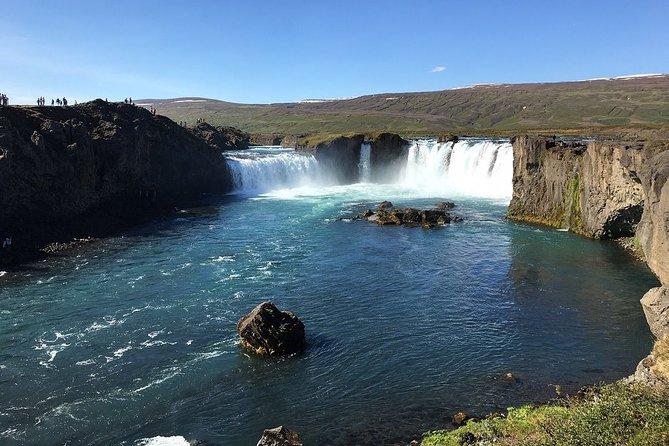 Lake Myvatn and Godafoss Waterfall Day Tour from Akureyri