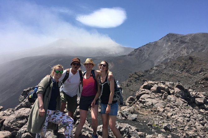 Guided excursion on Etna