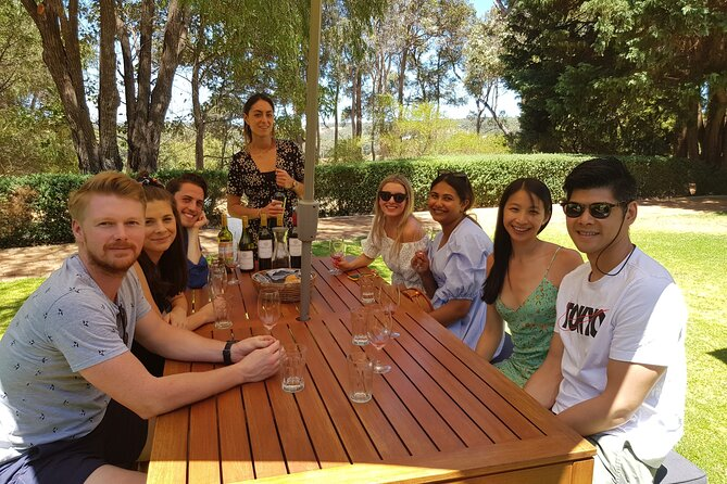 Full-Day Gourmet Wine Tour with Pick Up and Lunch