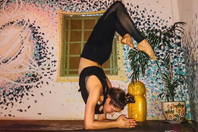 Authentic yoga classes in Hoi An, Vietnam