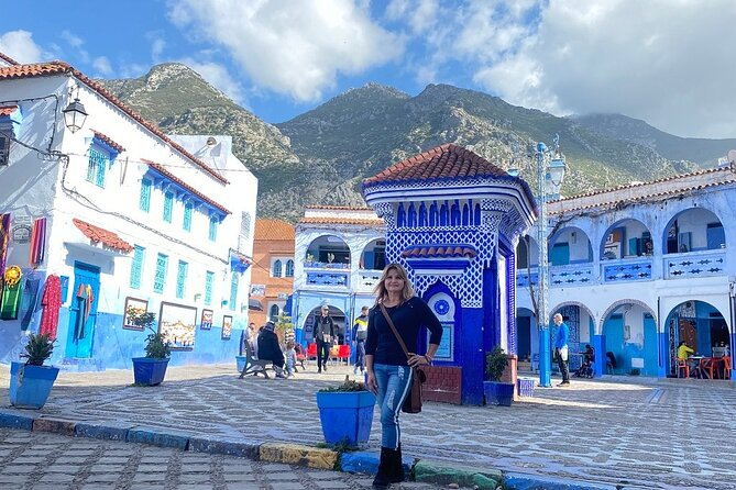 Day Trip to Chefchaouen the blue city