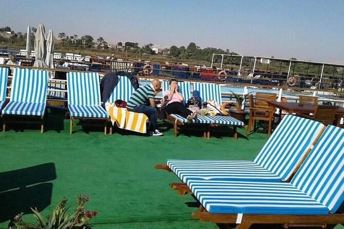 4-Days Nile Cruise From Luxor To Aswan Including Hot Air Balloon and Abu Simbel