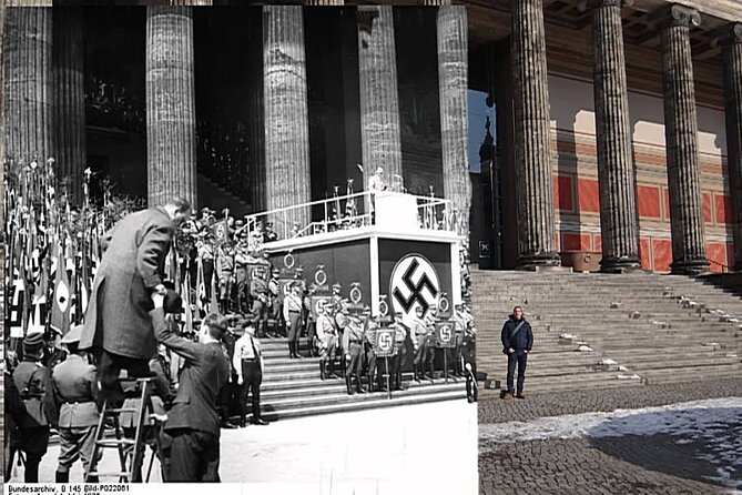 WWII Past & Present Private Tour