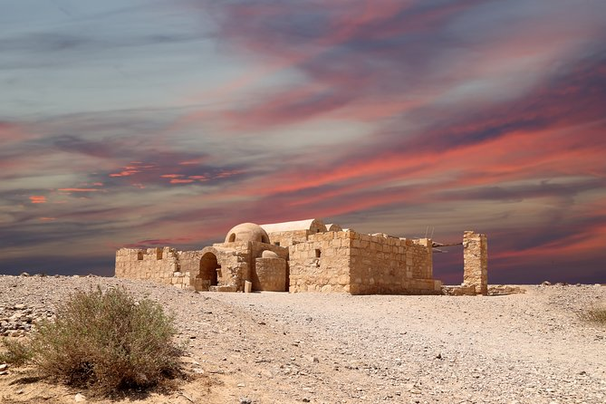 Private Full-Day Desert Castle and Dead Sea Tour from Amman