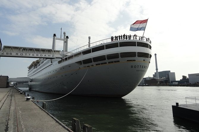 Skip the Line: SS Rotterdam Exploration Guided Tour