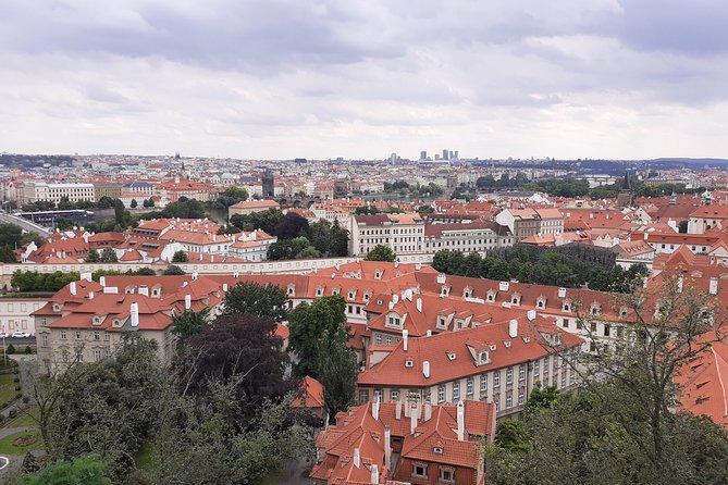 Prague Historical Sightseeing Walking Tour With Tram Ride