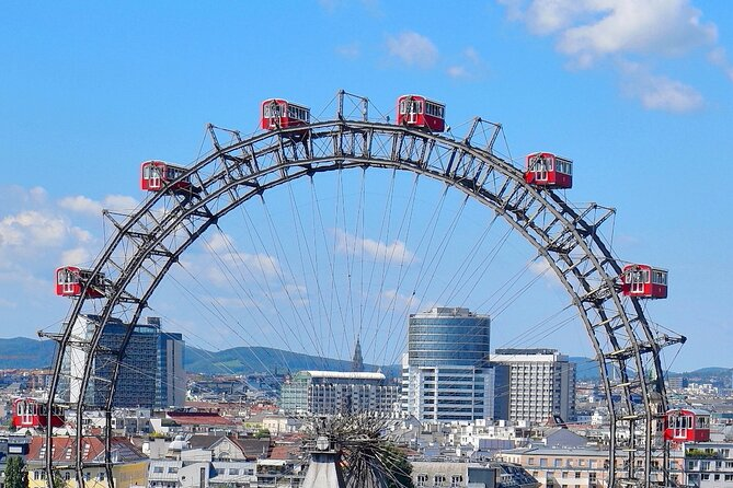 Vienna, A Modern Success Story Private Walking Tour