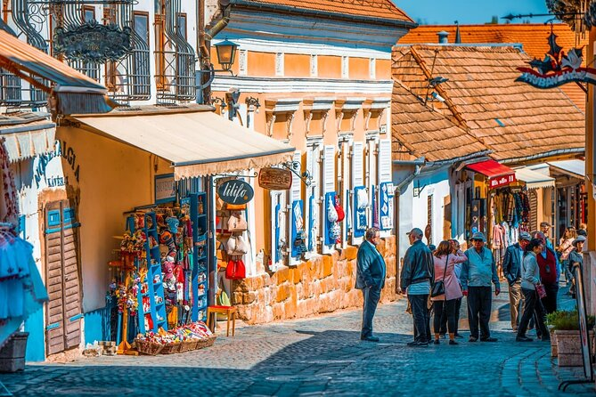 Half Day Tour Including Lunch To Szentendre - The Village of Artists
