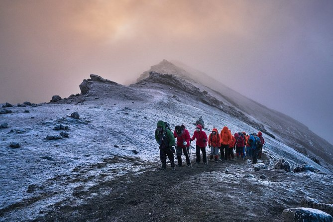Classic Kilimanjaro Climb - 7 Days Without the Whisky (Machame) route.
