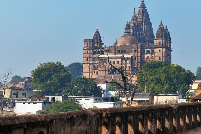 Spiritual Trails of Orchha (2 Hours Guided Temples Walking Tour)