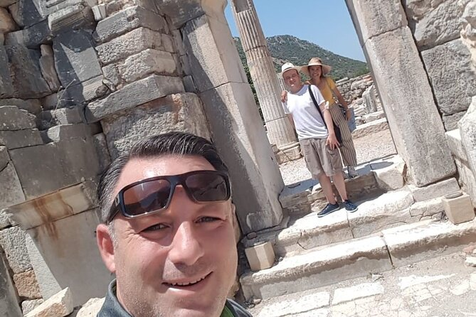 For Cruisers: Private Ephesus Tour From Kusadasi