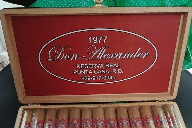 Don Alexander Cigar & Souvenir