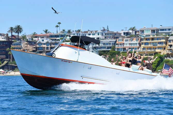 Private Newport Harbor Cruise for up to 6 Guests
