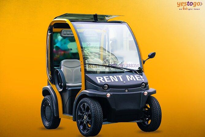 Rental Electric Car Florence