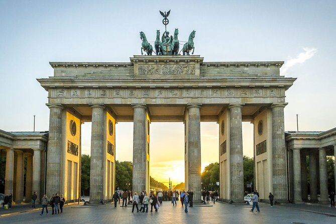 Berlin: Self-Guided City Experience